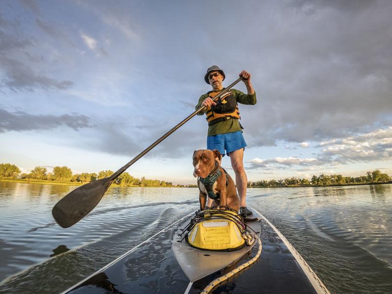 Canni paddle